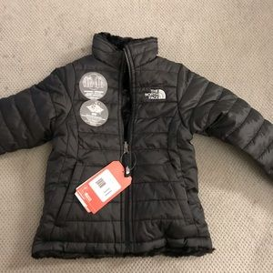 Other - The North face reversible fleece